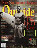 Outside Magazine, Summer 2005