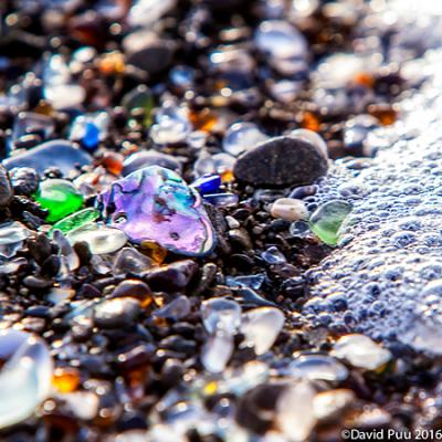 Sea Glass Betty Belt Jewelry