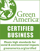 Green America Certified Business Seal