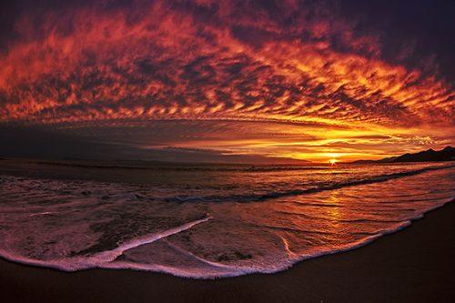 3d-sunset