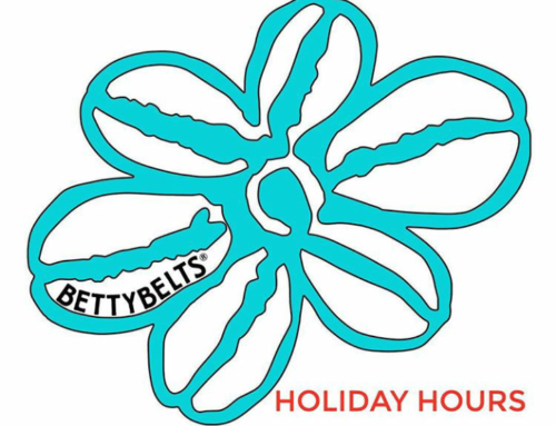 BETTY B. EXTENDED HOLIDAY HOURS