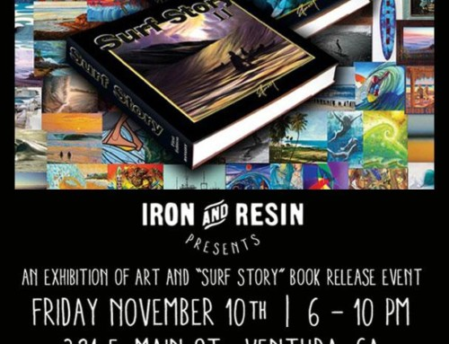 Happening In the Hood: Surf Story Artist Exhibition