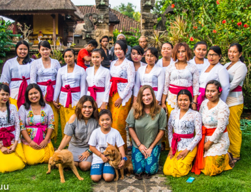 The Bettys of Bali: Designing a Beautiful Future
