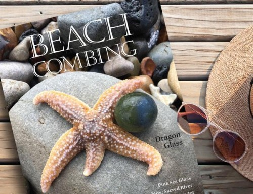 Betty Read: Beachcombing Magazine Summer 2019