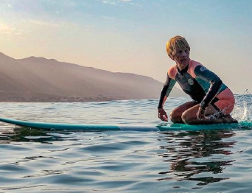 May Betty of the Month: Surfer Susie