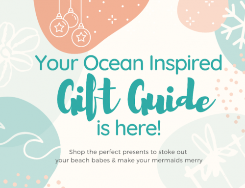 Your Ocean Inspired Gift Guide!