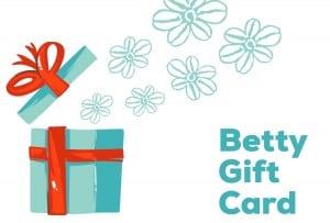 betty gift card